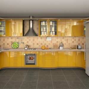 Make Sure You're Making Use of Every Inch of Kitchen Space
