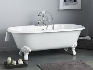How to Choose a Clawfoot Bathtub