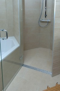 Benefits Of A Curbless Shower Mission West Kitchen Bath