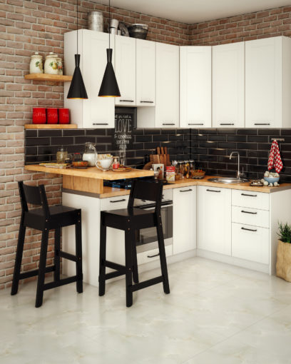 Make the Most of Your Small Kitchen Space by Maximizing Storage Areas